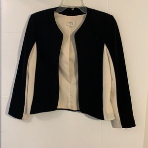 Wilfred crop blazer